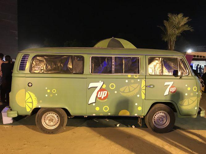 7up Van